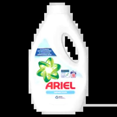 Ariel Vloeibaar Wasmiddel Sensitive 0.99l, 18 Wasbeurten