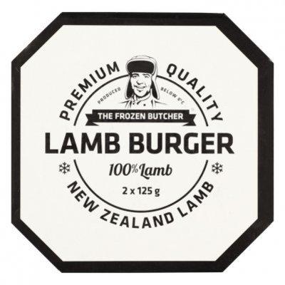 The Frozen Butcher Lamsburger