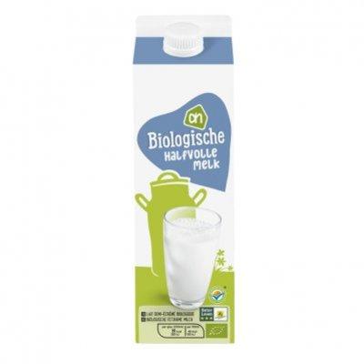 AH Biologisch Halfvolle melk