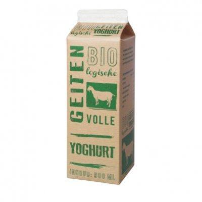 Zuivelmaatschappij Geitenyoghurt