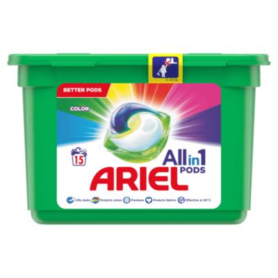 Ariel Pods color 15ct