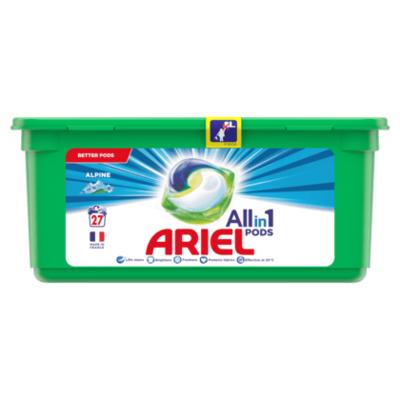 Ariel Pods alpine 27ct