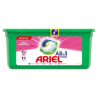 Ariel Pods fresh pink 27ct