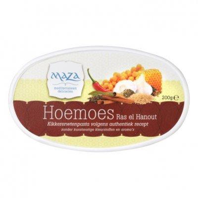 Maza Hoemoes ras-el-hanout
