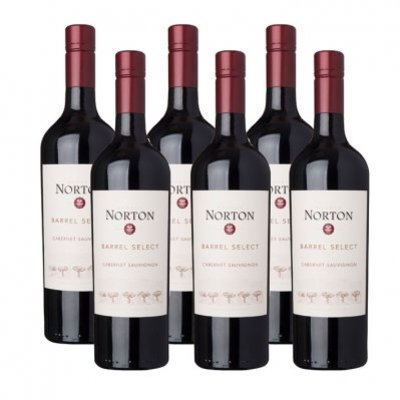 Norton 6x Barrel Select Cabernet Sauvignon