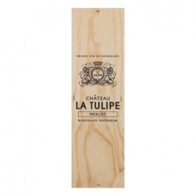 La Tulipe Bordeaux Supérieur kadokist