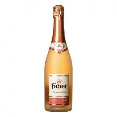 Faber Sparkling rosé alcoholvrij