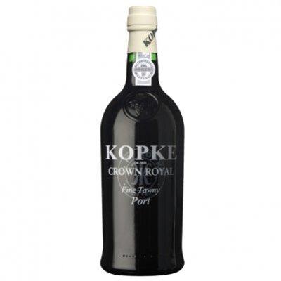 Kopke Crown royal fine tawny port