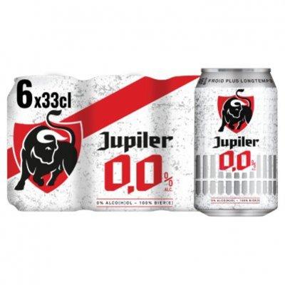 Jupiler 0.0% alcohol vrij