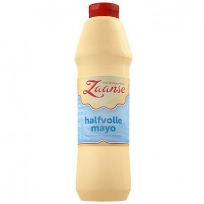 Van Wijngaarden Zaanse halfvolle mayonaise
