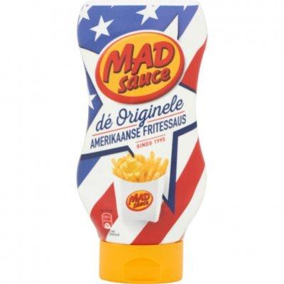 Madsauce Original French fries sauce