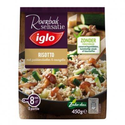 Iglo Roerbaksensatie risotto
