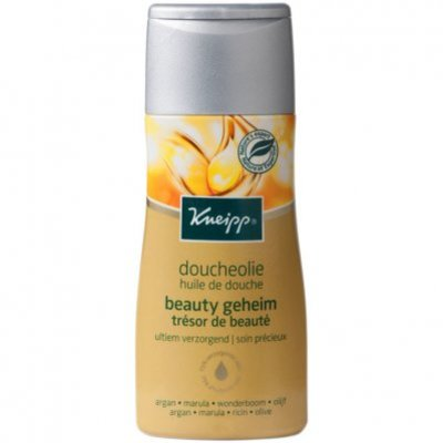 Kneipp Douche-olie beauty geheim