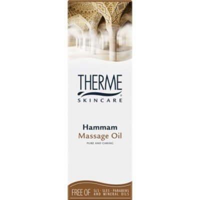 Therme Hammam massage olie