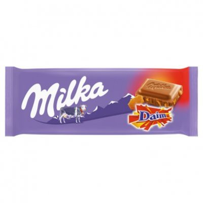 Milka Reep Daim