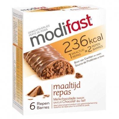 Modifast Control melkchocolade repen