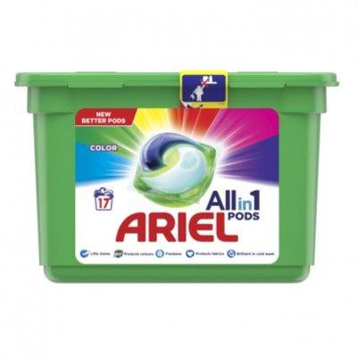 Ariel All-in-1 pods kleur wasmiddelcapsules