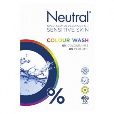 Neutral Parfumvrij waspoeder kleur
