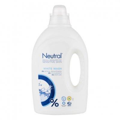 Neutral Wit parfumvrij wasmiddel