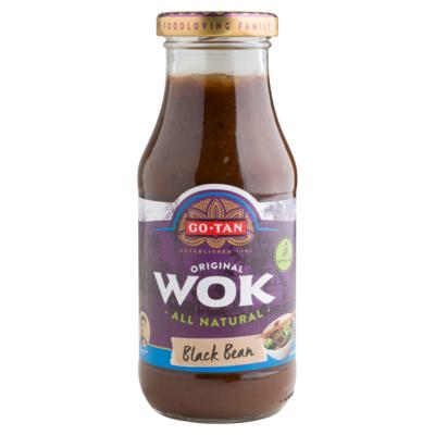 Go-Tan Woksaus black bean