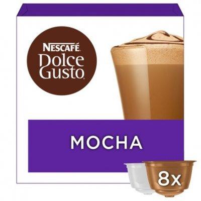 Nescafé Dolce Gusto Mocha koffie cups