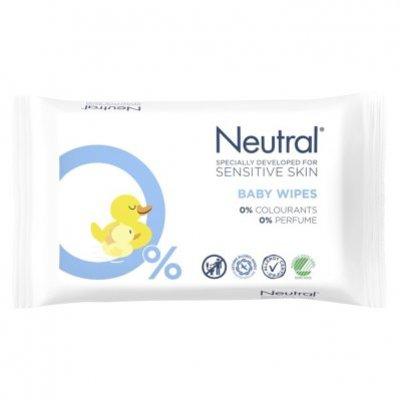 Neutral Babybillendoekjes parfumvrij