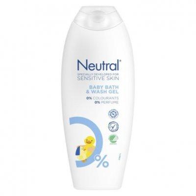 Neutral Babywasgel parfumvrij
