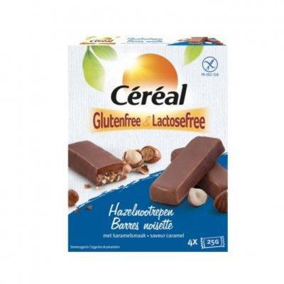Céréal Hazel caramel reep