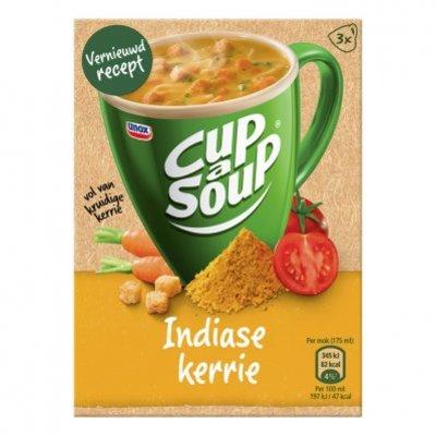 Unox Cup-a-soup kerrie