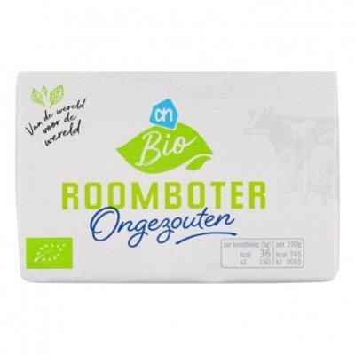 Huismerk Biologisch Roomboter ongezouten