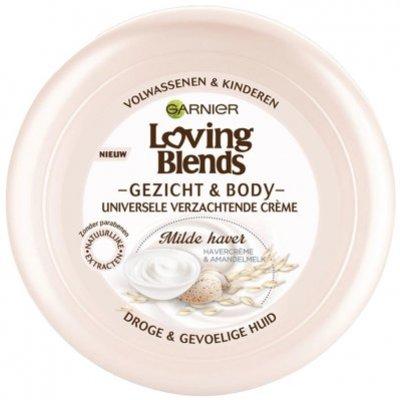 Garnier Loving Blends gezicht & body milde haver