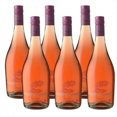 Solatio 6 x Vino Frizzante Rosato