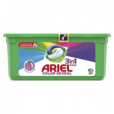 Ariel 3in1 pods kleur&stijl wasmiddel capsules