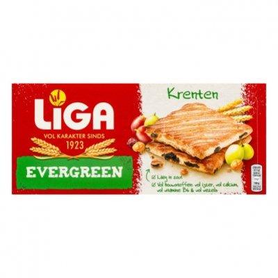 Liga Evergreen biscuits krenten