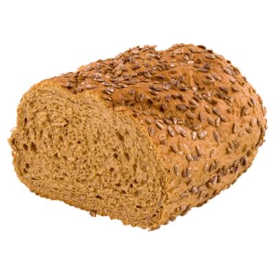 PLUS Korenlanders Vloerbrood donker zonnepit half
