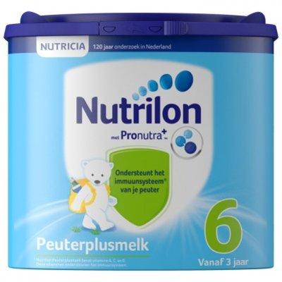 Nutrilon Peuterplusmelk 6
