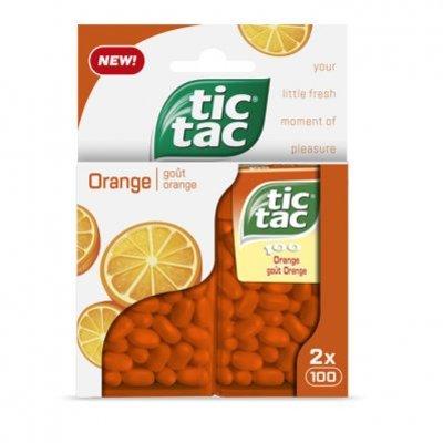 Tic Tac Orange T100x2