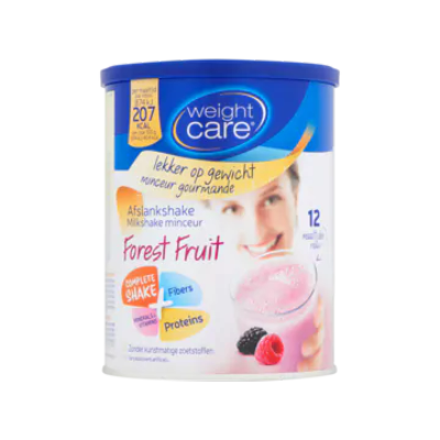 Weight Care Afslankshake Forest Fruit