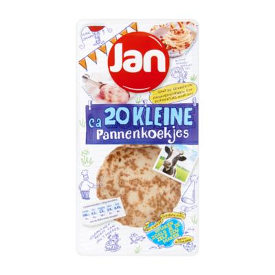 Jan 20 Kleine Pannenkoekjes