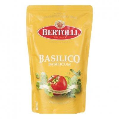Bertolli Saus in zak basilicum