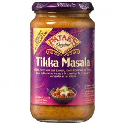 Patak's Tikka masala saus