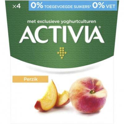 Activia Perzik 0%