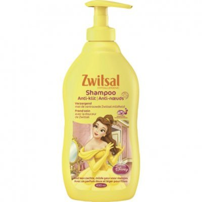 Zwitsal Kids Disney anti-klit shampoo