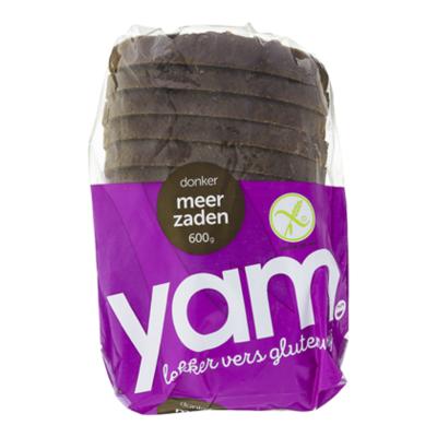 Yam Donker meerzaden glutenvrij