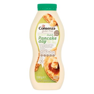 Consenza Mix voor Glutenvrije Pannekoeken