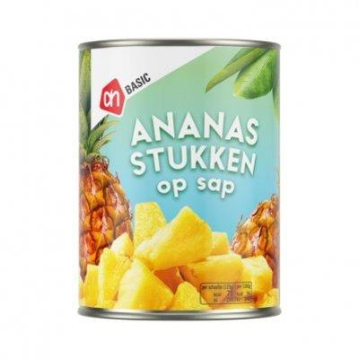 Budget Huismerk Ananasstukjes