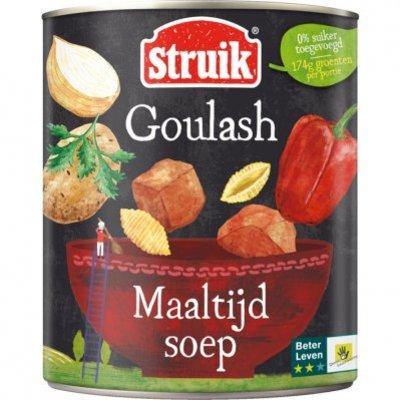 Struik Maaltijdsoep goulash