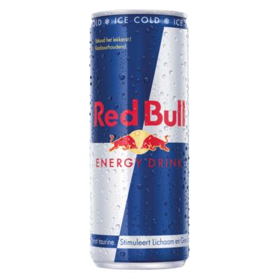 Red Bull Energy Drink 250 ml GEKOELD