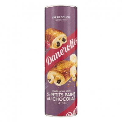 Danerolles Petits pains au chocolat