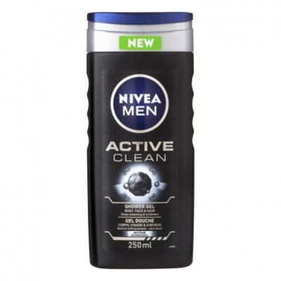 Nivea Men active clean douchegel